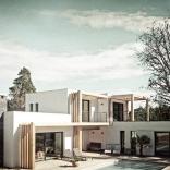 Construction d'une villa à Biarritz
